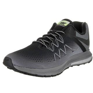 Nike Men's Zoom Winflo 3 Shield Black Running Shoe