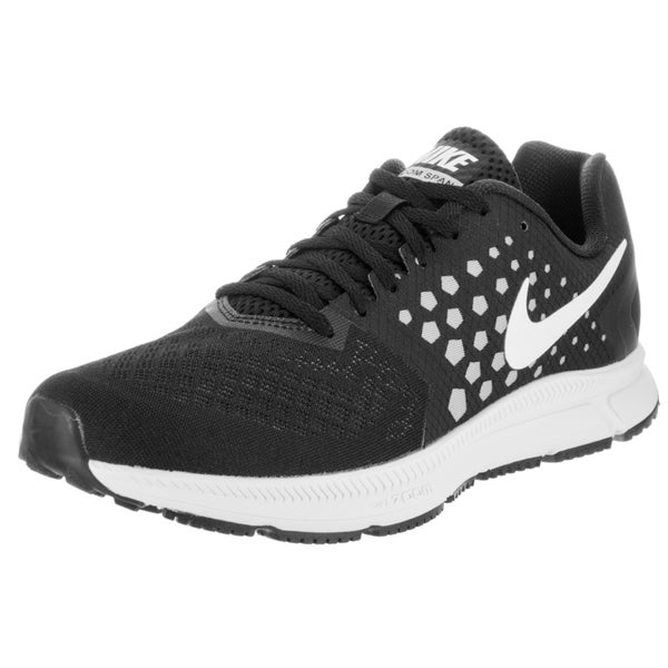 b772f577f68f Shop Nike Men s Zoom Span Black Running Shoes - Free Shipping Today ...
