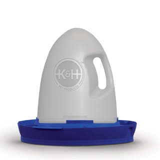 K&H Pet Products Poultry Waterer 2.5 Gallons