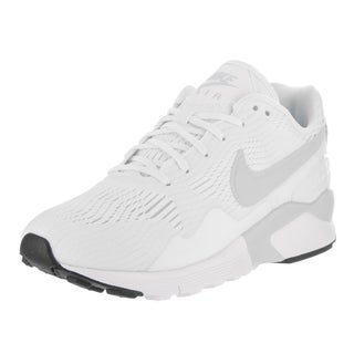 Nike Women's Air Pegasus 92/16 White Synthetic Leather Running Shoes