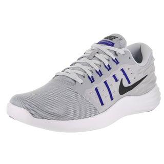 Nike Men's Lunarstelos Grey Running Shoes