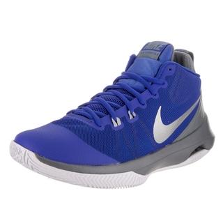 Nike Men's Air Versitile Blue Basketball Shoe