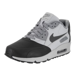 Nike Men's Air Max 90 Premium SE Leather Running Shoes