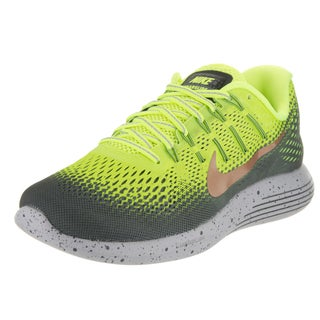 Nike Men's Lunarglide 8 Shield Green Running Shoes