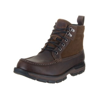 Timberland Men's Hesto Brown Leather Mid Boot