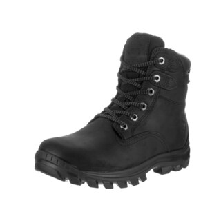 Timberland Men's Chillberg Black Leather Mid Boot