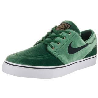 Nike Men's Zoom Stefan Janoski Prem TxT Green Skate Shoe https://ak1.ostkcdn.com/images/products/13620464/P20291431.jpg?impolicy=medium