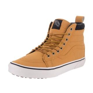 Vans Unisex Sk8-Hi MTE Yellow Nubuck Skate Shoe