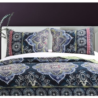 Barefoot Bungalow Twyla Midnight Pillow Shams, set of two (2)