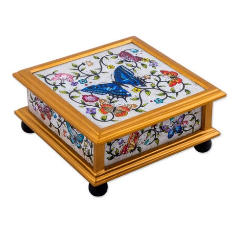 Buy Decorative Boxes Accent Pieces Online At Overstock Our Best