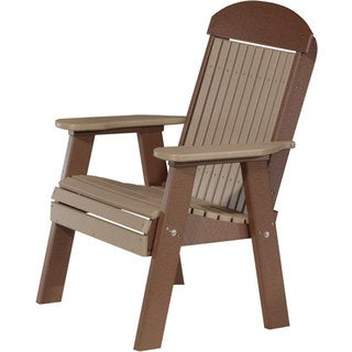 Poly 2 ft. Classic Highback Chair