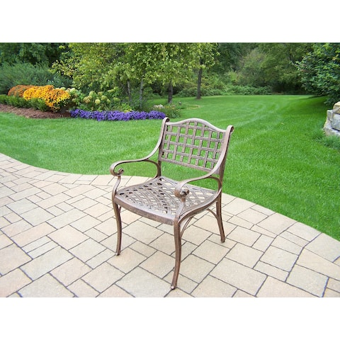 Merit Cast Aluminum Dining Chair