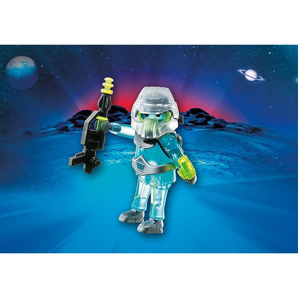 Playmobil Playmo-friends Space Warrior Figure