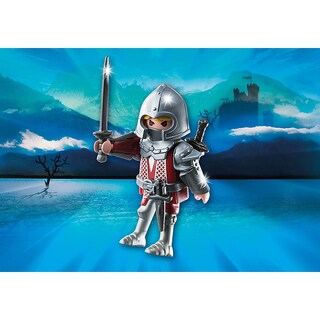 PLAYMOBIL PM6821 6821 Playmo-Friends Iron Knight Figure
