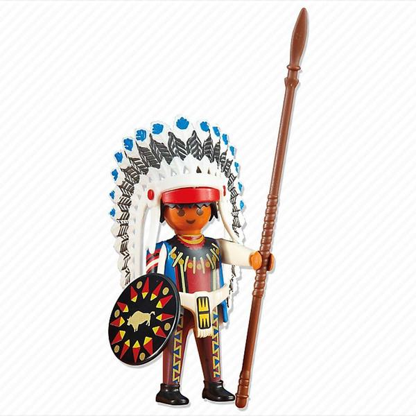 PlayMobil PM6271 Native American Chief II