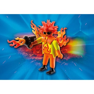 Playmobil PM6819 Playmo-friends Flame Warrior