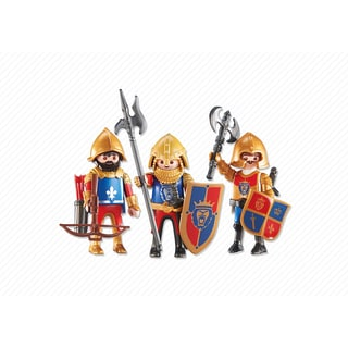 PlayMobil PM6379 3 Lion Knights