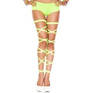 Women's Polyester Elastic Leg Wrap