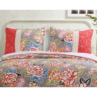 Barefoot Bungalow Gypsy Rose Pillow Shams (Set of 2)