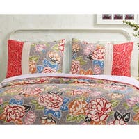 Barefoot Bungalow Gypsy Rose Pillow Shams (Set of 2)