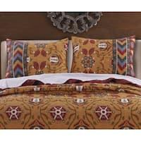 Greenland Home Fashions  Farrah Pillow Shams, set of two (2)