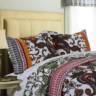 Greenland Home Fashions  Orleans Pillow Shams, set of two (2)