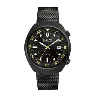 Bulova Men's 98B247 Accutron II Analog Japanese Quartz Black Watch|https://ak1.ostkcdn.com/images/products/13621549/P20292384.jpg?impolicy=medium