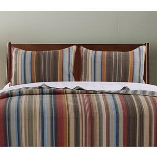 Greenland Home Fashions Durango Pillow Shams, set of two (2)
