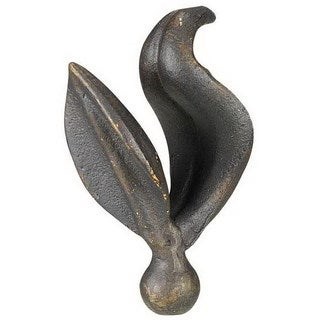 Bronze Metal Cast Finial
