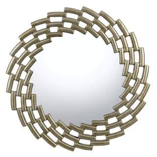 Baldwin Polyurethane Round Mirror