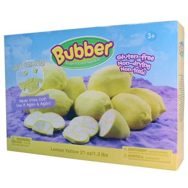 Waba Fun LLC Bubber 21 oz. Big Box Yellow Compound