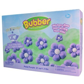 Waba Fun LLC Bubber Purple 21-ounce Big Box Carving Compound