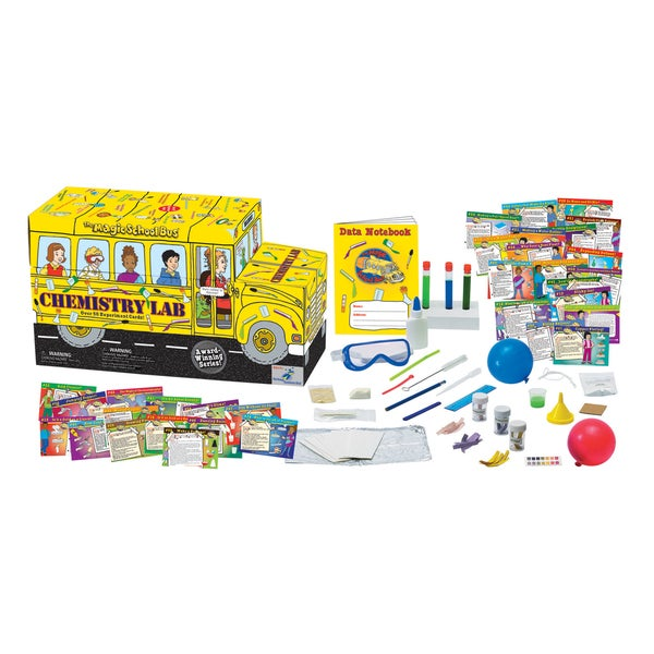 'The Magic School Bus' Chemistry Lab Kit