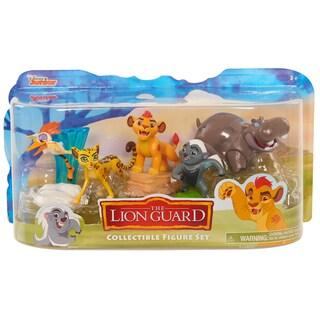 The Lion Guard Collectible 5-figure Set