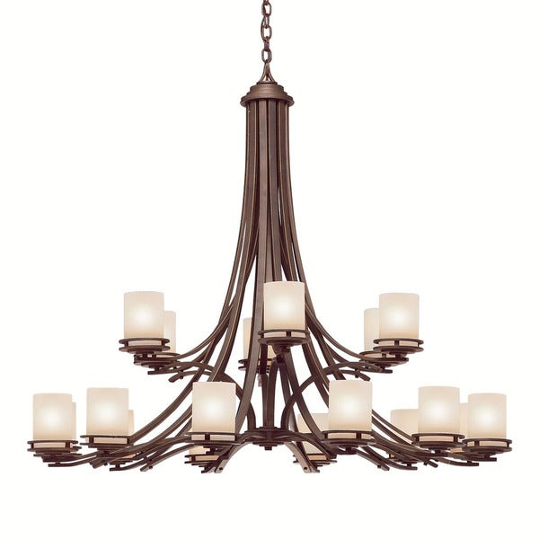 Kichler Lighting Hendrik Collection 18-light Olde Bronze Chandelier