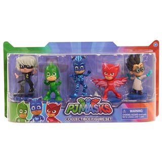 PJ Masks Collectible Figures (Set of 5)|https://ak1.ostkcdn.com/images/products/13622294/P20293057.jpg?impolicy=medium