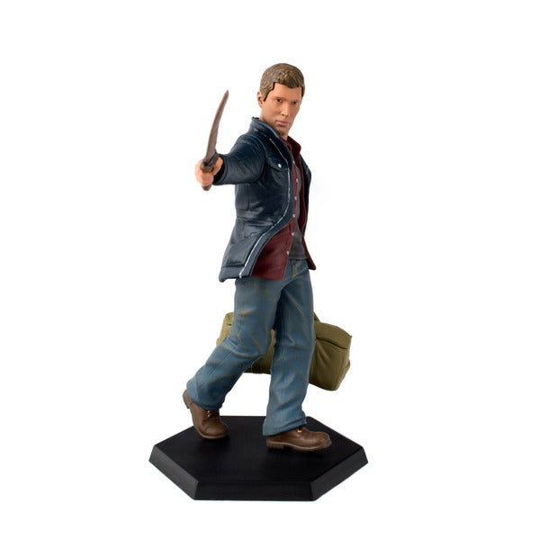Quantum Mechanix Supernatural Dean Winchester Mini Masters 6.5-inch Figure