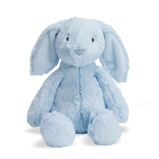 Manhattan Toy Lovelies Blue Bailey Bunny 12-inch Plush Toy