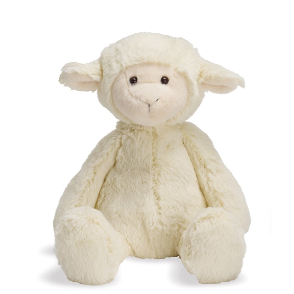 Manhattan Toy Lovelies Lindy Lamb 12-inch Plush Toy