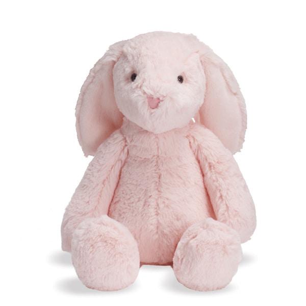 Manhattan Toy Lovelies Pink 12-inch Binky Bunny Plush Toy