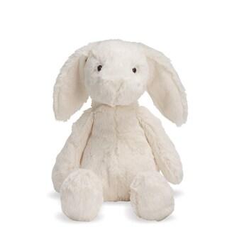 Manhattan Toy Lovelies White Riley Rabbit 12-inch Plush Toy