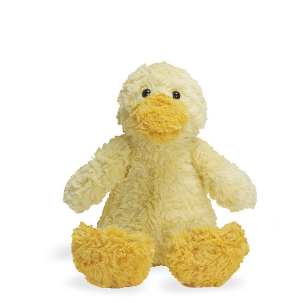 Manhattan Toy Delightfuls Dixie Duck 11-inch Plush Toy