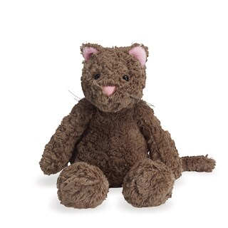 Manhattan Toy Delightfuls 12-inch Carly Cat Plush Toy