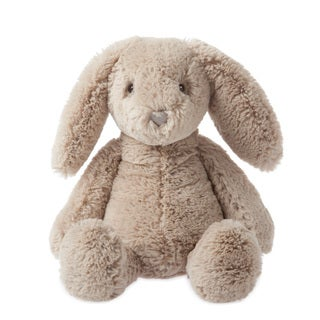Manhattan Toy Lovelies Latte Bunny 12-inch Plush Toy