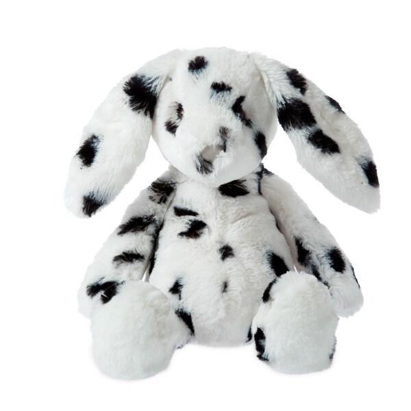 Manhattan Toy Lovelies 12-inch Speckles Bunny Plush Toy