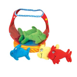 Manhattan Toy Dr. Seuss One Fish Bowl Baby Activity Toy