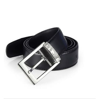 Versace Collection Men's Black Leather Belt|https://ak1.ostkcdn.com/images/products/13622443/P20293200.jpg?impolicy=medium