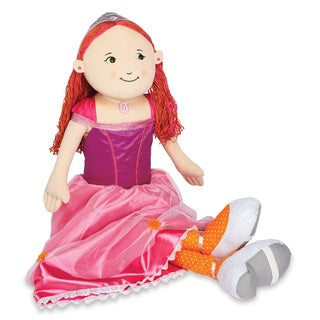 Manhattan Toy Groovy Girls Supersize Isabella Fabric Fashion Doll