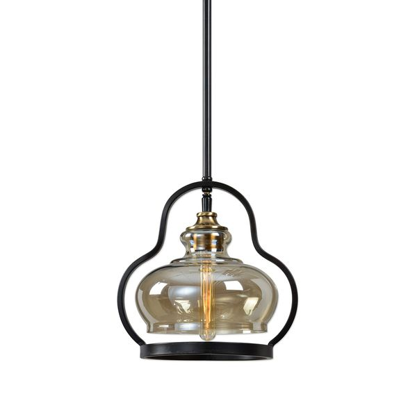 Uttermost cotulla 1 lt mini pendant free shipping today uttermost cotulla 1 lt mini pendant mozeypictures Image collections