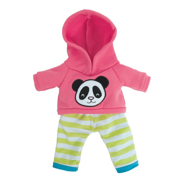 Manhattan Toy Baby Stella Chillin' Fabric 15-inch Baby Doll Outfit
